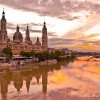 Confirmed by Locals, The Best Sunset View in Zaragoza – El Pilar