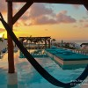 Sunrise in a Hammock at the Palm at Playa del Carmen