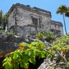 Visiting the Mayan Ruins of Tulum and One of Riviera Maya's Best Beaches
