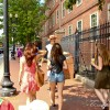 Back to School, the local Hahvahd Tour of Harvard University
