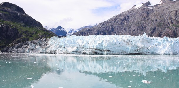 Voyage thru the Inside Passage of Glacier Bay, Alaska