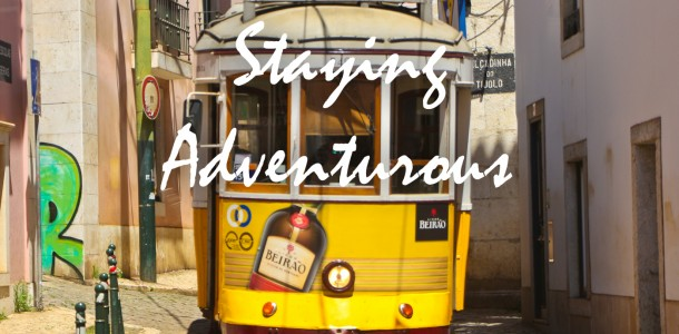 You Are Going to Love Lisbon – Staying Adventurous ep38
