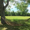 Writing a Poem in (and about) a Hammock