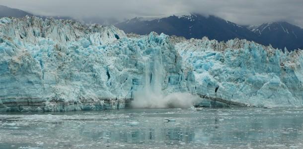 Viewing the Enchanting Hubbard Glacier at the end of Yakutat Bay
