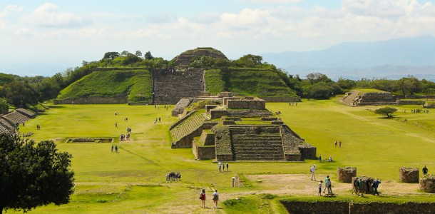 The Mystery of Monte Albán; Zapotec Ruins in Oaxaca, Mexico