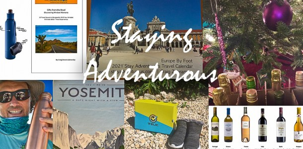 2020 Holiday Gift Guide  – Staying Adventurous Ep 49
