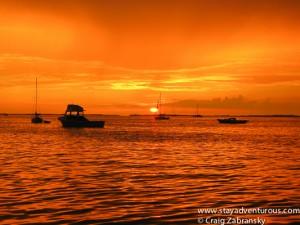 Sunset-Upper-Florida-Keys