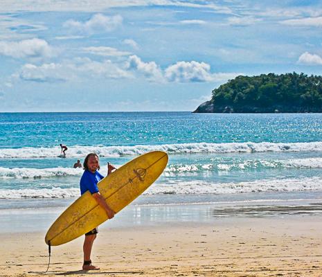 surfing heals the mind, spirit and body