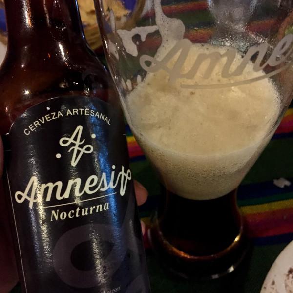 Amensia Cerveza en Tuxtla Chiapas