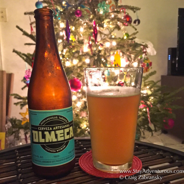 Olmeca craft beers, a delicious cerveza found in Tabasco, Chiapas, Mexico City and expanding