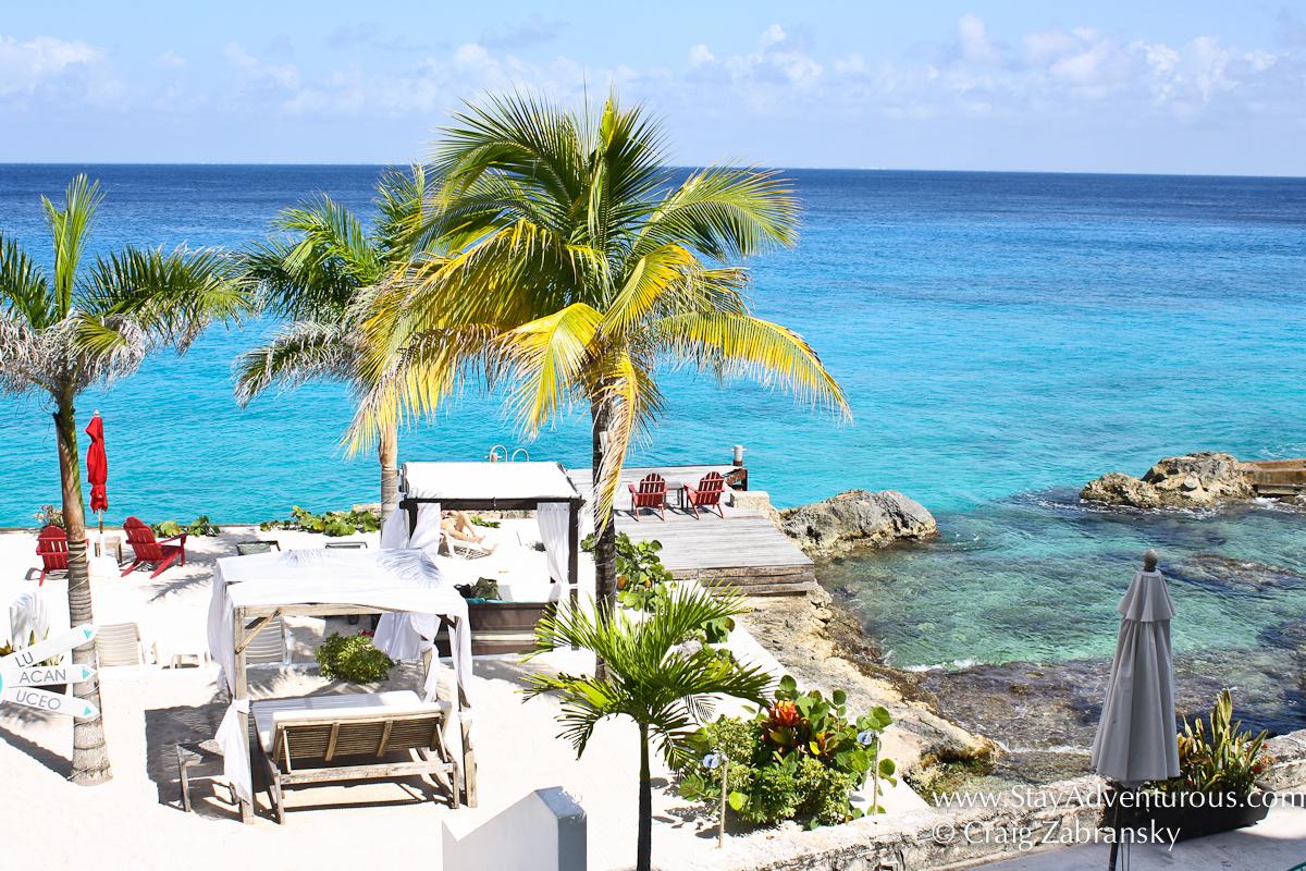 Hotel B Cozumel Mexico View