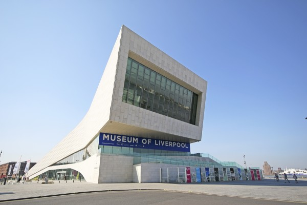 museum of Liverpool, England