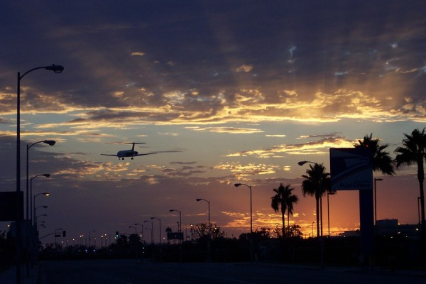 LAX Airport in Los Angles, CA