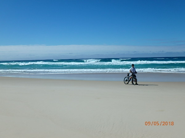 Point LookOut Main Beach North Stradbroke Island