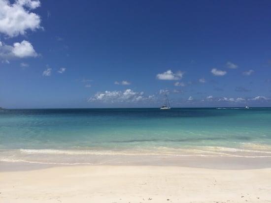 beaches of Antigua