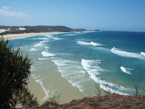Noosa beach - Queensland Australia