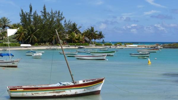 holiday view at cap malheureux-mauritius