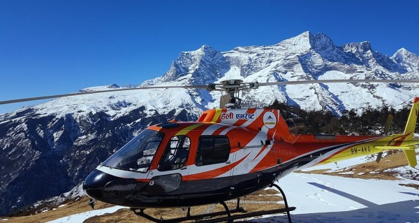 Mt Everest Heli-Tour