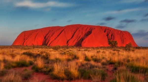 Uluru or Ayers Rock Australia