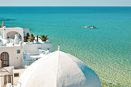 tunisia beach africa