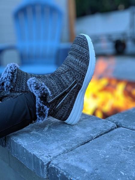apres ski boot telic by fire model