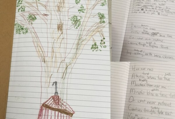 drafts and sketches from content creator craig zabransky