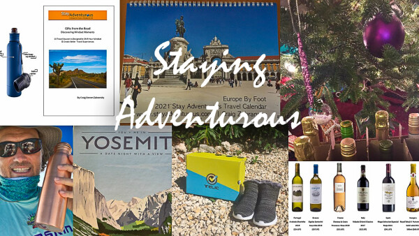 2020 Holiday Gift Guide - Staying Adventuorus ep 49