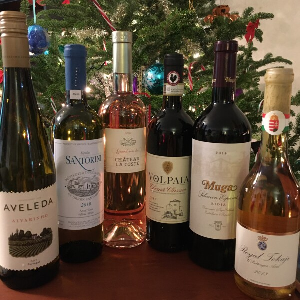 the 2020 holiday wine selection - wines of europe