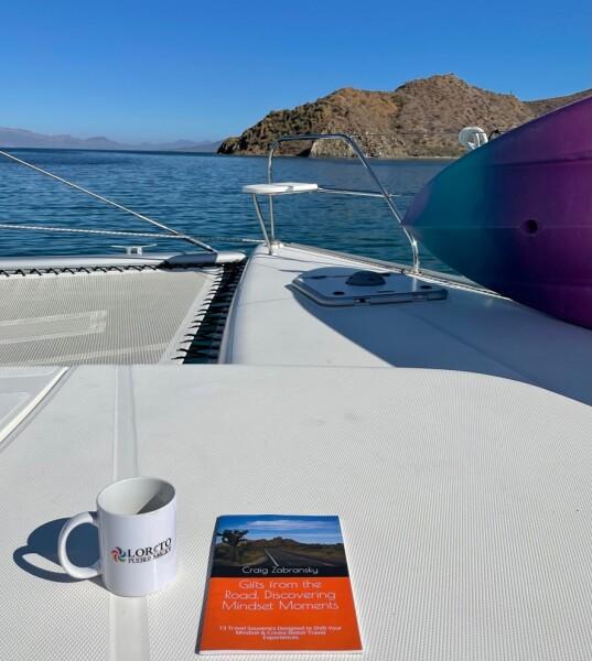 coffe-reading-ABT-sailing in Loreto, Baja California Sur, Mexico