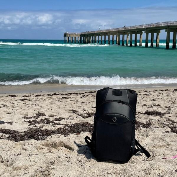 viking motorcycle backpack miami beach