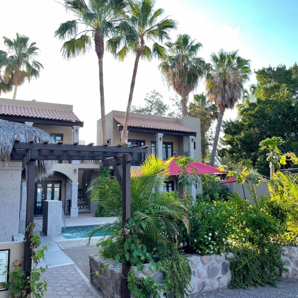 Hotel 1697 Loreto BCS, Mexico