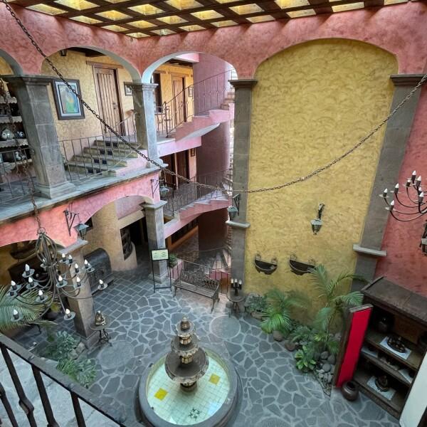 Posada de Las Flories, the boutique hotel in Loreto, BCS, Mexico