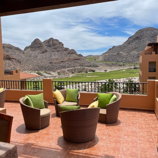 Villa del Palmar, a luxury resort in Loreto, BCS, Mexico
