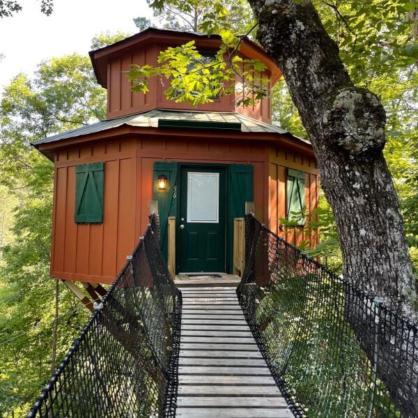 Historic Banning Mills Tree House 56