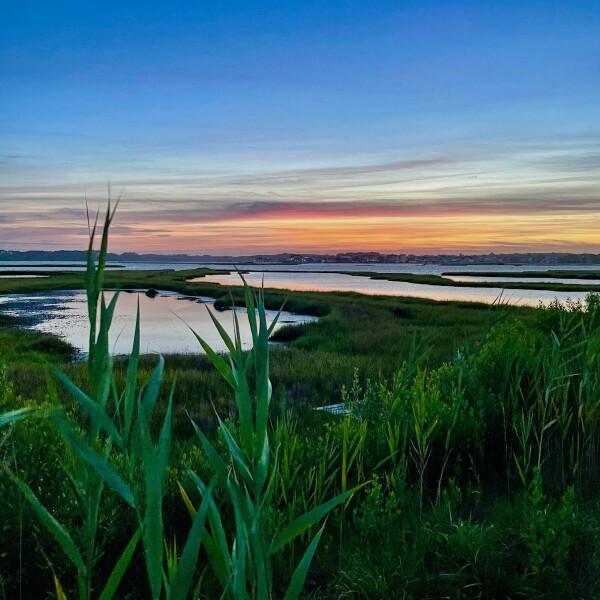 sunset fenwick island delaware ocean city maryland